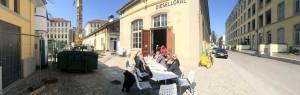 Diesel-Café @ Diesellokal