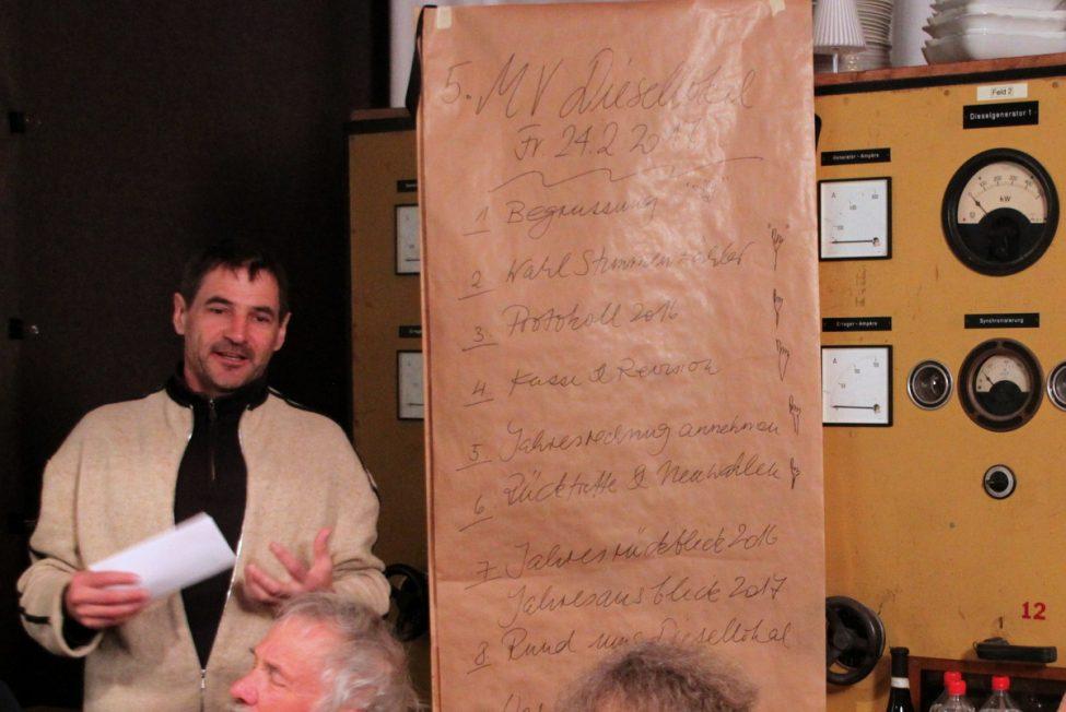 Wie jedes Jahr ladet der Vorstand zur Mitgliederversammlung ein. Der Ablauf am am Freitag 1. März: 19 Uhr gibt's zum Einklang wieder Suppe+Brot Um 19:30 starten wir die Mitgliederversammlung Um...