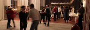 …vor einem Jahr schwangen einige Lindy-Hopp-Begeisterte mit einem Kurs dem Tanz in den Frühling Abschlussball ihr (was wohl?) Tanzbein. Nun kommt Version 2.0: SWING IM DIESEL Samstag 21. April...