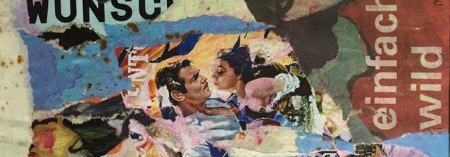 Mariann Roth: Décollages/Collages Leo Kürzi: Assemblages Ausstellung vom 4. Mai – 6. Mai 2018 Öffnungszeiten:  Vernissage Freitag, 4. Mai 17.00 – 20.00  Samstag, 5.Mai...